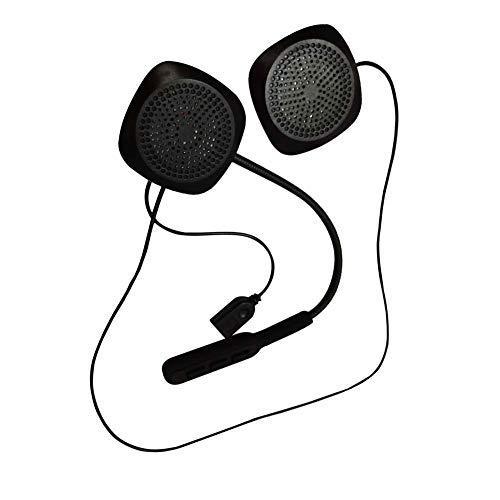 Dandeliondeme Bluetooth 4.2-Headset für Motorrad, Helm, Freisprechanlage für iPhone XS/XR / iPad MP3 Player Samsung Galaxy Nokia HTC Nexus BlackBerry