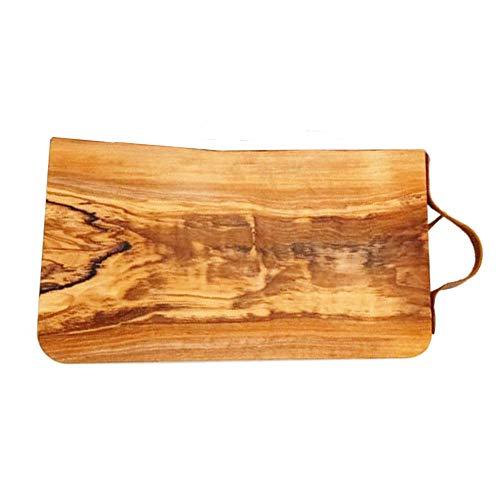 Olivios cocina italiana hecha mano - Tabla madera