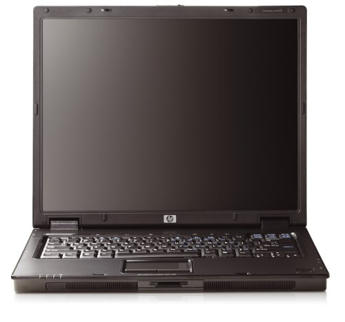 HP nx6325 38,1 cm (15,0 Zoll) XGA Laptop (AMD Sempron 3500+, 512MB RAM, 60GB HDD, ATI Radeon Xpress 1150, DVD+- RW DL, Free DOS) - Ram 60 Gb Dvd