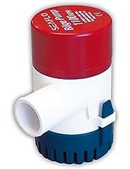 Latinaric Seaflo Pompe de Cale 1100 GPH Non Automatic Bilge Pump
