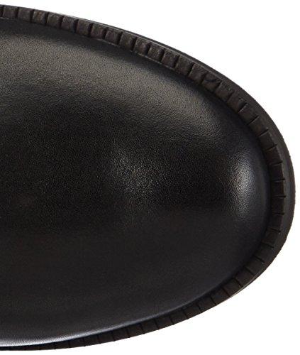 Gabor Shoes 92.792.67 Damen Halbschaft Stiefel Schwarz (schwarz (Micro))