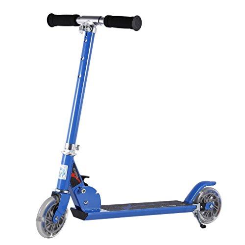 Kinderscooter, YKS faltbare Scooter Roller Tretroller Cityroller Scooter Roller, geeignet für: 6-7 Jahre Kinder