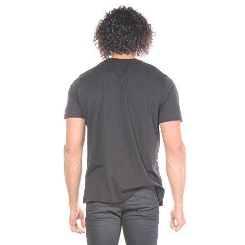 Diesel Herren T-Shirt Schwarz