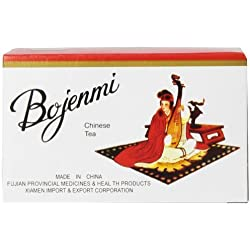 Bojenmi Chinese Tea Supports Weight Loss, Pack of 4 by Fujian provincial medicines & heal th products xia
