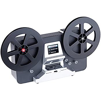 reflecta film scanner super 8 normal 8 high tech. Black Bedroom Furniture Sets. Home Design Ideas