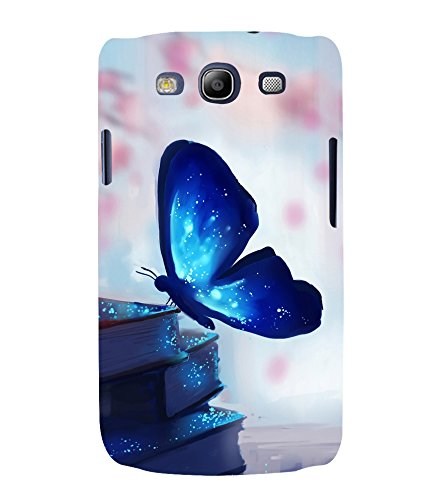 printtech Butterfly Fantasy Cool Back Case Cover for Samsung Galaxy S3 Neo / Samsung Galaxy S3 Neo i9300i