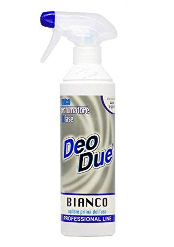 DEO DUE BIANCO 500 ML. DEODORANTE AMBIENTE
