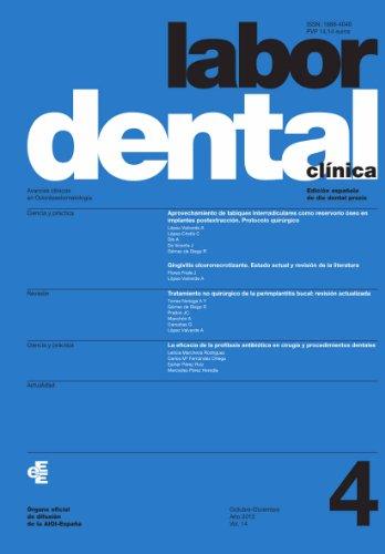 Labor Dental Clínica 4-2013 por Varios Autores