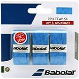 Babolat Pro Team SP 3er Overgrip, Blau, One Size