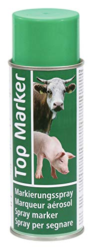 Spray de marquage TopMarker, 500 ml / vert - A28658