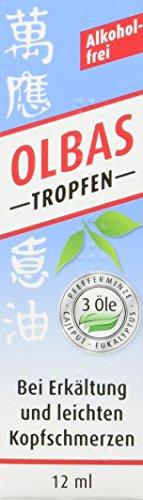 Olbas Tropfen, 1er Pack (1 x 12 ml)