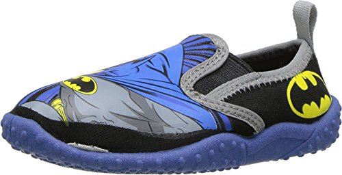 Favorite Characters Mens Batman¿ Slip-on (Toddler/Little Kid)