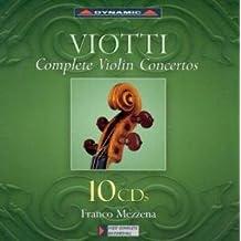 Complete violin Concertos (10CDs