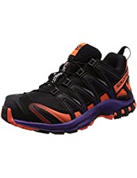 Salomon Fortaleza GTX W Damen Traillaufschuhe 38 2/3 PHANTOM/PHANTOM/Virtual Pink
