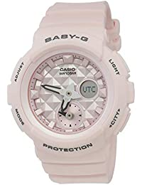 Casio Baby-g Analog-Digital Red Dial Women's Watch - BGA-190BE-4ADR (BX081)