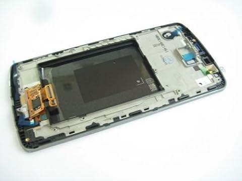 écran LCD complet + Cadre pour écran tactile pour LG Optimus G3D850D851d855Noir