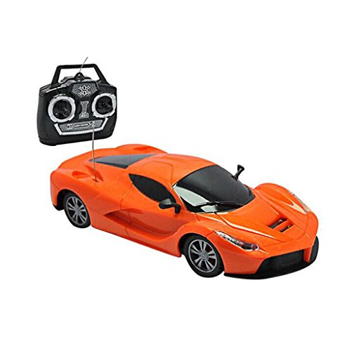 Radio 4CH RC Cars Remote Control Stunt Toy Vehicle--Colour May Vary