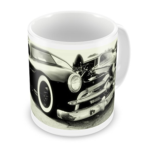 Coffee Mug Cars / Classic / Hot Rod 50 - Neonblond by NEONBLOND