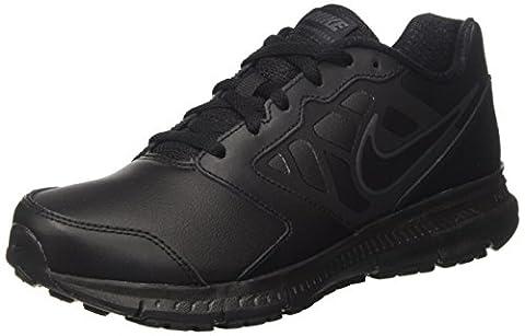 Nike Downshifter 6 Ltr, Baskets Basses Mixte Enfant, Noir (Black/Black-Anthracite), 38 EU