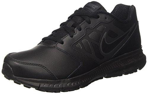 Nike Unisex-Kinder Downshifter 6 LTR Sneaker, Schwarz (Black/Black-Anthracite), 40 EU Nike Schuhe Für Kinder Größe 12