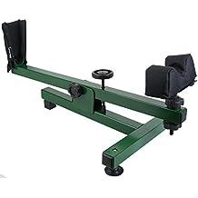Banco de tiro - Estable Banco de tiro, Limpieza y Mantenimiento de Armas de aire comprimido y Rifles - Verde