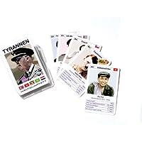 Kartenspiel Quartett Tyrannen