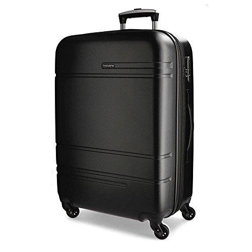 Movom Matrix Maletas y trolleys, 69 cm, 74 litros, Negro