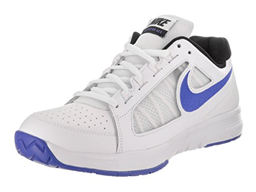 Nike Air Vapor Ace, Scarpe sportive, Uomo white medium blue black 105