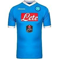 Maglia Home Stadium Azzurro 15/16 Napoli Kappa TG. XXL Azzurro