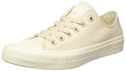 Converse Herren Ct Ii Ox Sneakers Weiß (pergamena / Navy / Bianco)