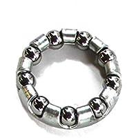 RIDEWILL BIKE Gabbia S15 9 sfere 3/16'' movimento centrale 25,5mm (Cuscinetti movimento centrale) / Bearing cage S15 9 balls 3/16'' bottom bracket 25,5mm (Bottom bracket bearings)