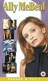 Ally McBeal - Season 4 Part 1 [VHS] [1998]