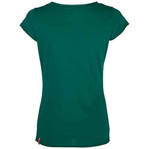 Chiemsee Damen Alma T-Shirt Alpine Green
