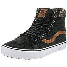vans scarpe uomo alte