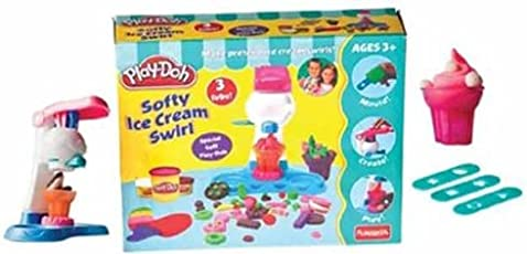 Play-Doh Softy Ice Cream Swirl