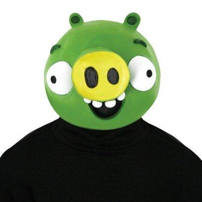 Paper Magic Angry Birds Minion Pig Latexmaske Kostüm