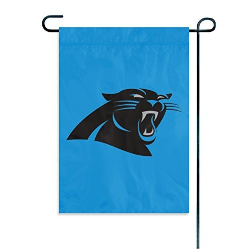 Party Animal Carolina Panthers Garden Flag by Party Animal