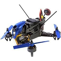 xciterc 15003970–FPV Racing de cuadricóptero F2103d RTF dron, Negro