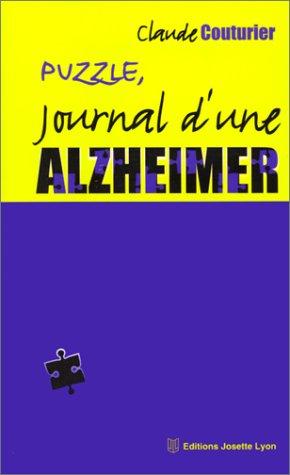 Puzzle, journal d'une Alzheimer