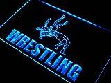Enseigne Lumineuse j637-b Wrestling Fight Game Bar Beer NEW Light Sign