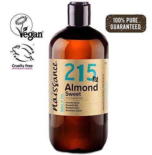 Naissance Aceite Almendras Dulces n. º 215 – 500ml