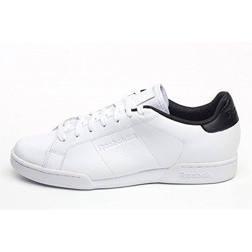 Sneaker Da Uomo Reebok Bianco / Nero