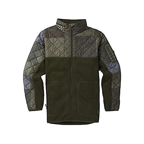 Burton Herren Sweatshirt Patchwork M Burton Patchwork