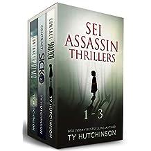 Sei Thrillers (Books 1-3) (English Edition)