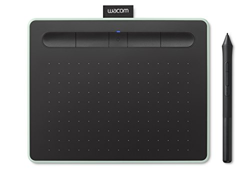 Wacom Intuos - Tamaño S - CTL-4100WLE-S - Tableta gráfica con lápiz