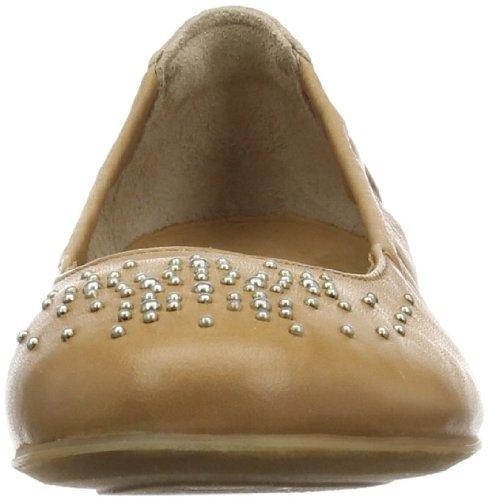 BellyButton 331123/L Mädchen Ballerinas Braun (Cognac)