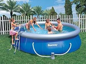 Kit piscine O'Blue FAST SET ronde 3.66 x 0.91m Bestway 57142
