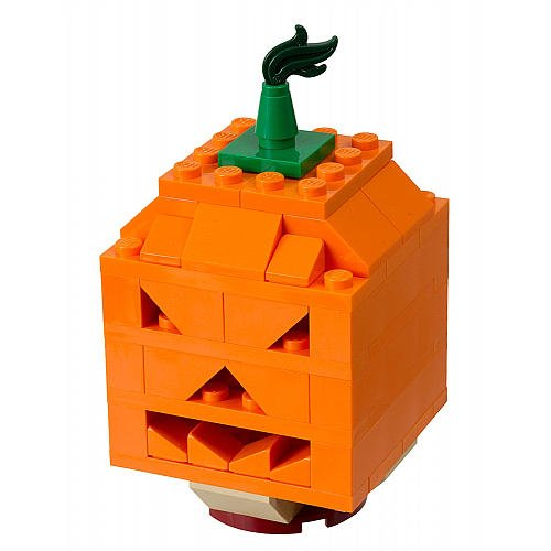 LEGO 40055 - Halloween Kürbis Jack o Lantern