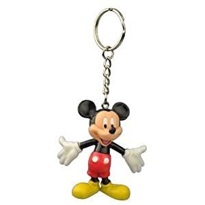 Mickey Mouse Clubhouse 3D Keychain Key Ring