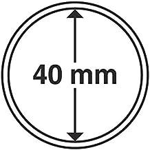Leuchtturm 328440 cápsulas de monedas diámetro interior ...